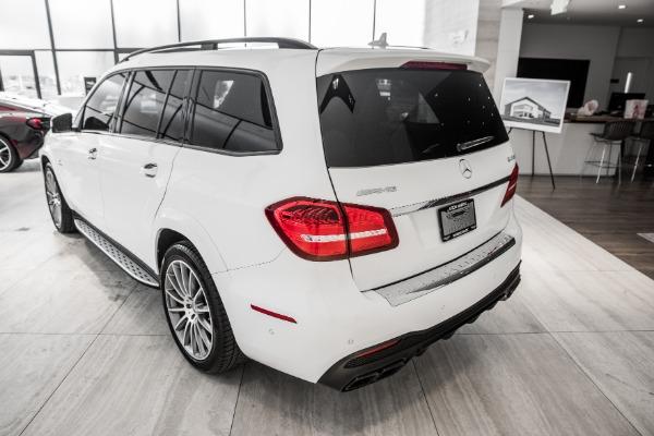 Used 2017 Mercedes-Benz GLS AMG GLS 63 | Vienna, VA