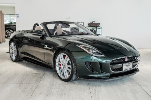 Used 2017 Jaguar F-TYPE R | Vienna, VA