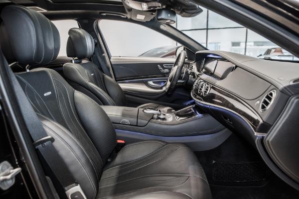 Used 2017 Mercedes-Benz S-Class AMG S 63 | Vienna, VA