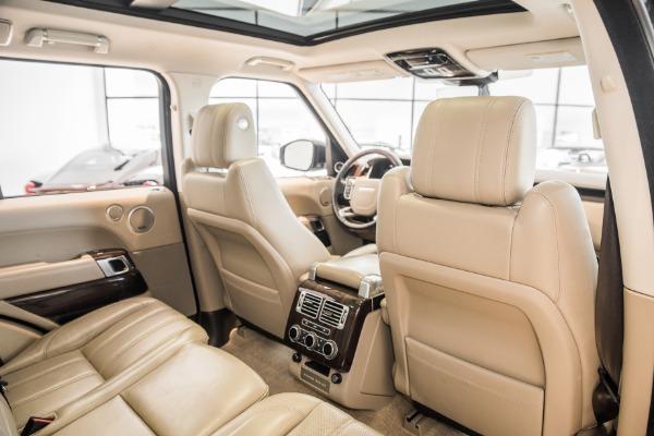 Used 2017 Land Rover Range Rover HSE | Vienna, VA