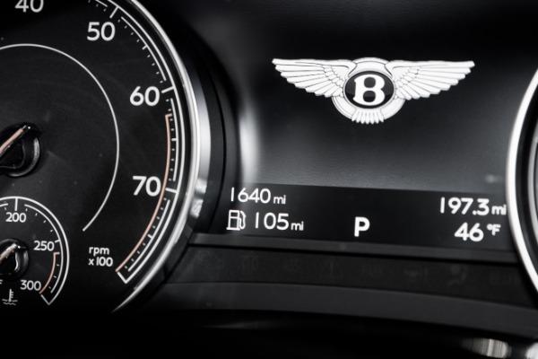 Used 2020 Bentley Bentayga Speed   Vienna, VA