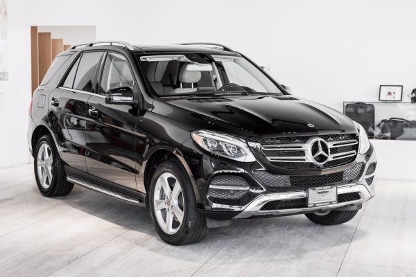 Used 2018 Mercedes-Benz GLE GLE 350 4MATIC | Vienna, VA