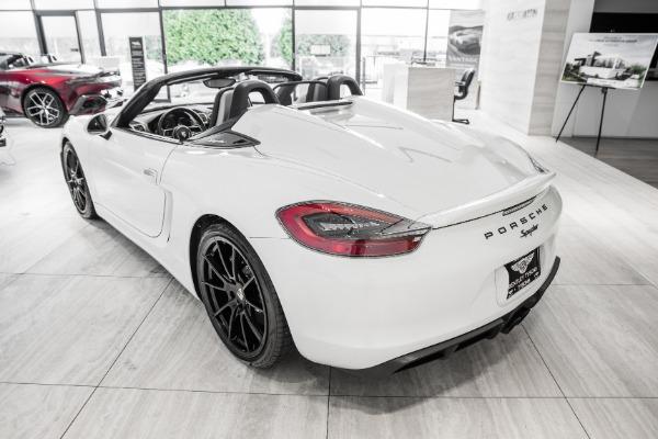 Used 2016 Porsche Boxster Spyder   Vienna, VA