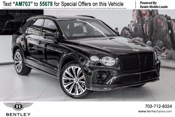 New 2021 Bentley Bentayga-Vienna, VA
