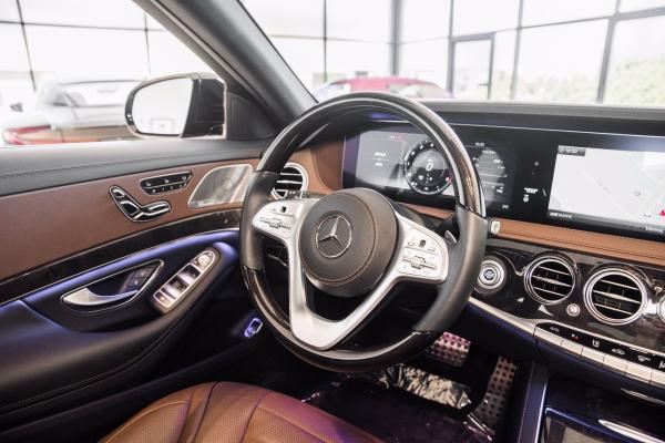 Used 2019 Mercedes-Benz S-Class S 560 4MATIC | Vienna, VA