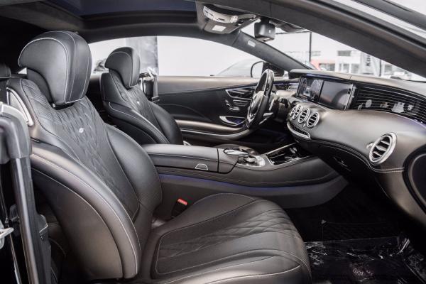 Used 2017 Mercedes-Benz S-Class S 550 4MATIC | Vienna, VA