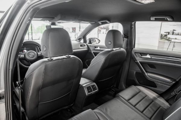 Used 2019 Volkswagen Golf R w/DCC and Navigation | Vienna, VA