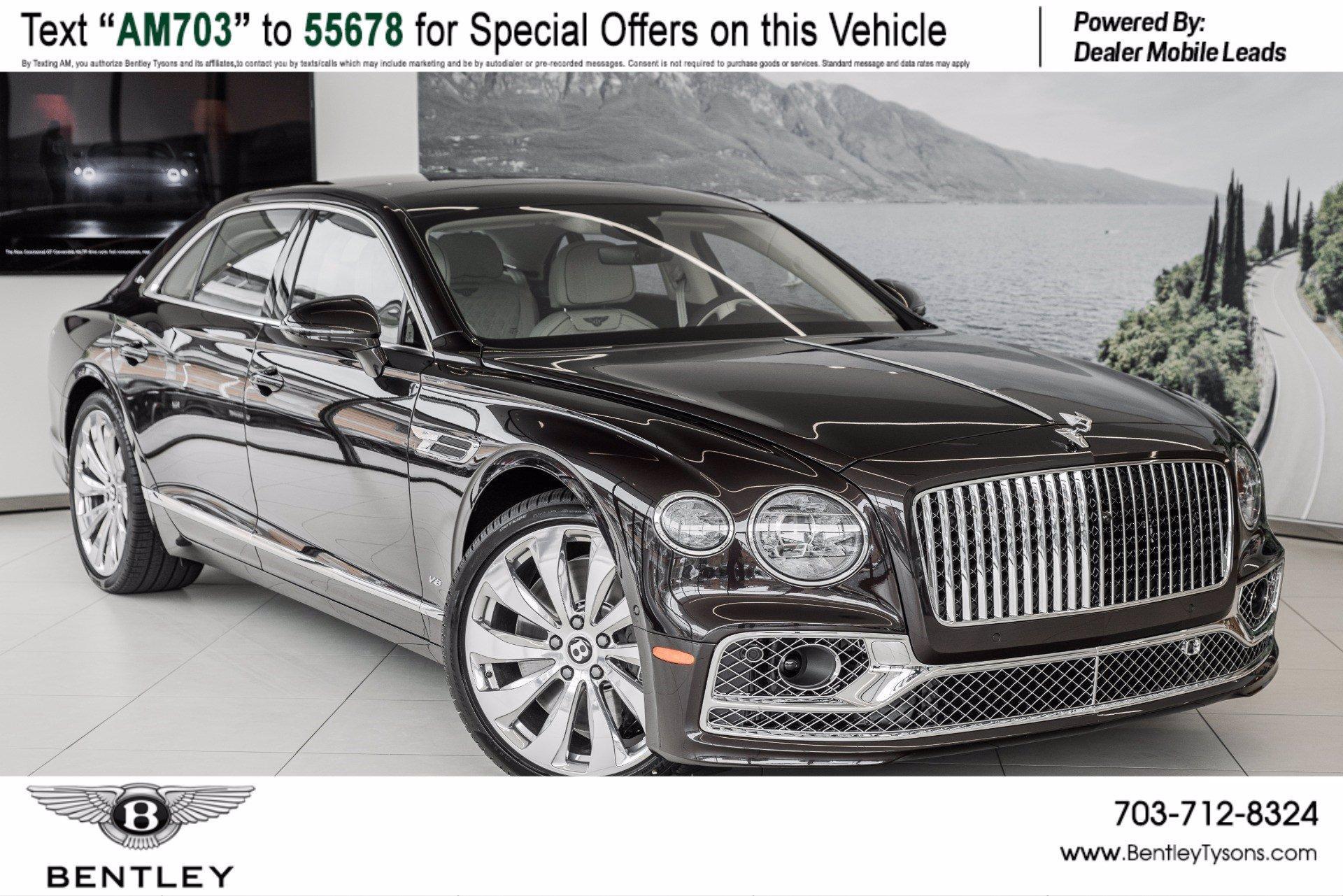 New 2021 Bentley Flying Spur V8 | Vienna, VA