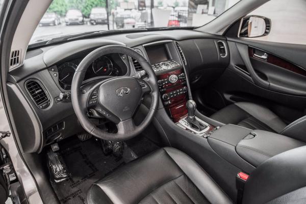 Used 2017 INFINITI QX50  | Vienna, VA