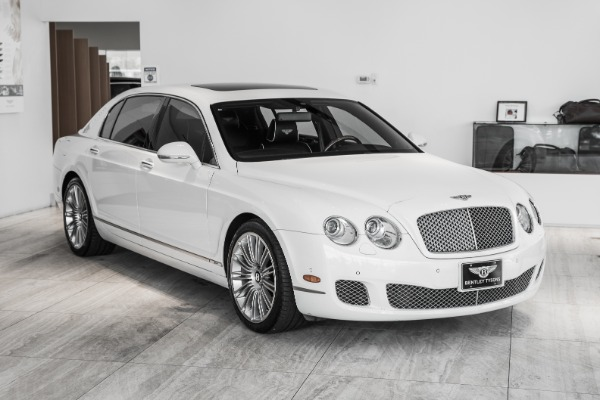Used 2012 Bentley Continental Flying Spur Flying Spur Speed   Vienna, VA