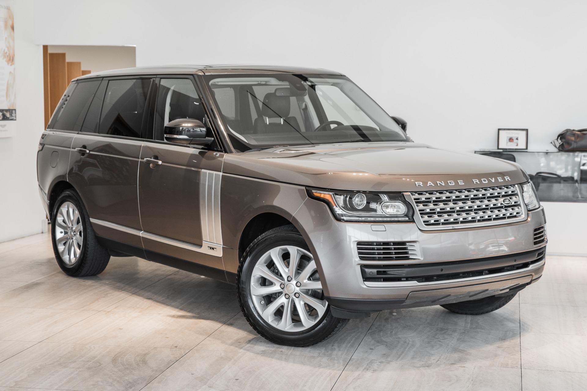 Used 2015 Land Rover Range Rover HSE LWB | Vienna, VA