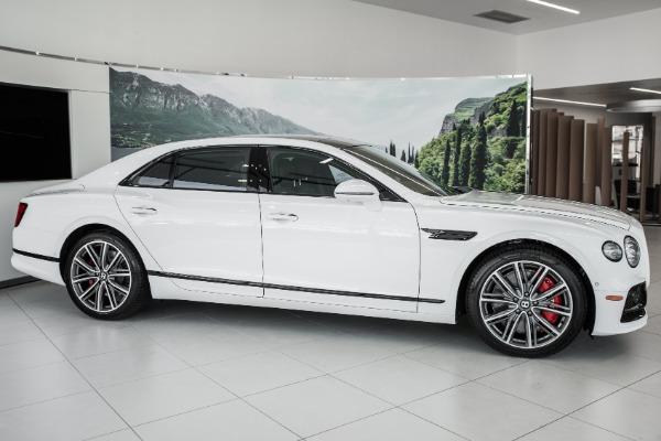 New 2021 Bentley Flying Spur V8   Vienna, VA
