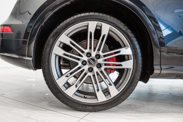 Used 2018 Audi SQ5 3.0T quattro Prestige | Vienna, VA