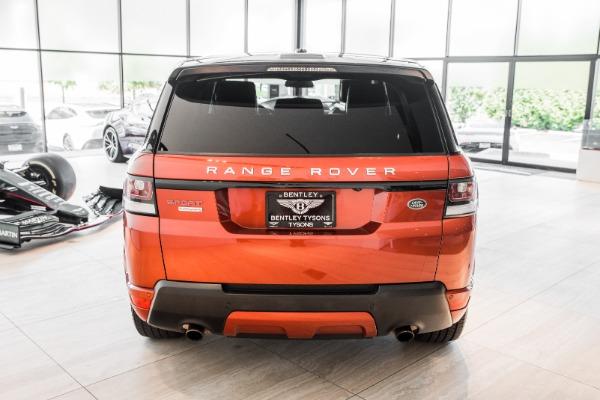 Used 2014 Land Rover Range Rover Sport Autobiography   Vienna, VA