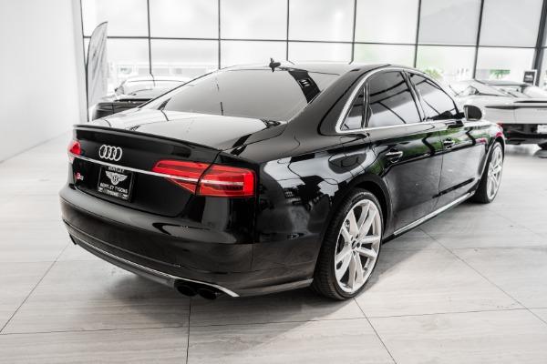 Used 2016 Audi S8 4.0T quattro | Vienna, VA