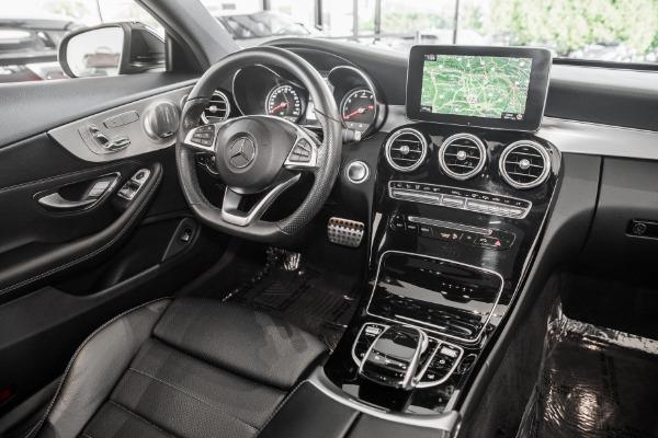 Used 2018 Mercedes-Benz C-Class C 300 4MATIC   Vienna, VA