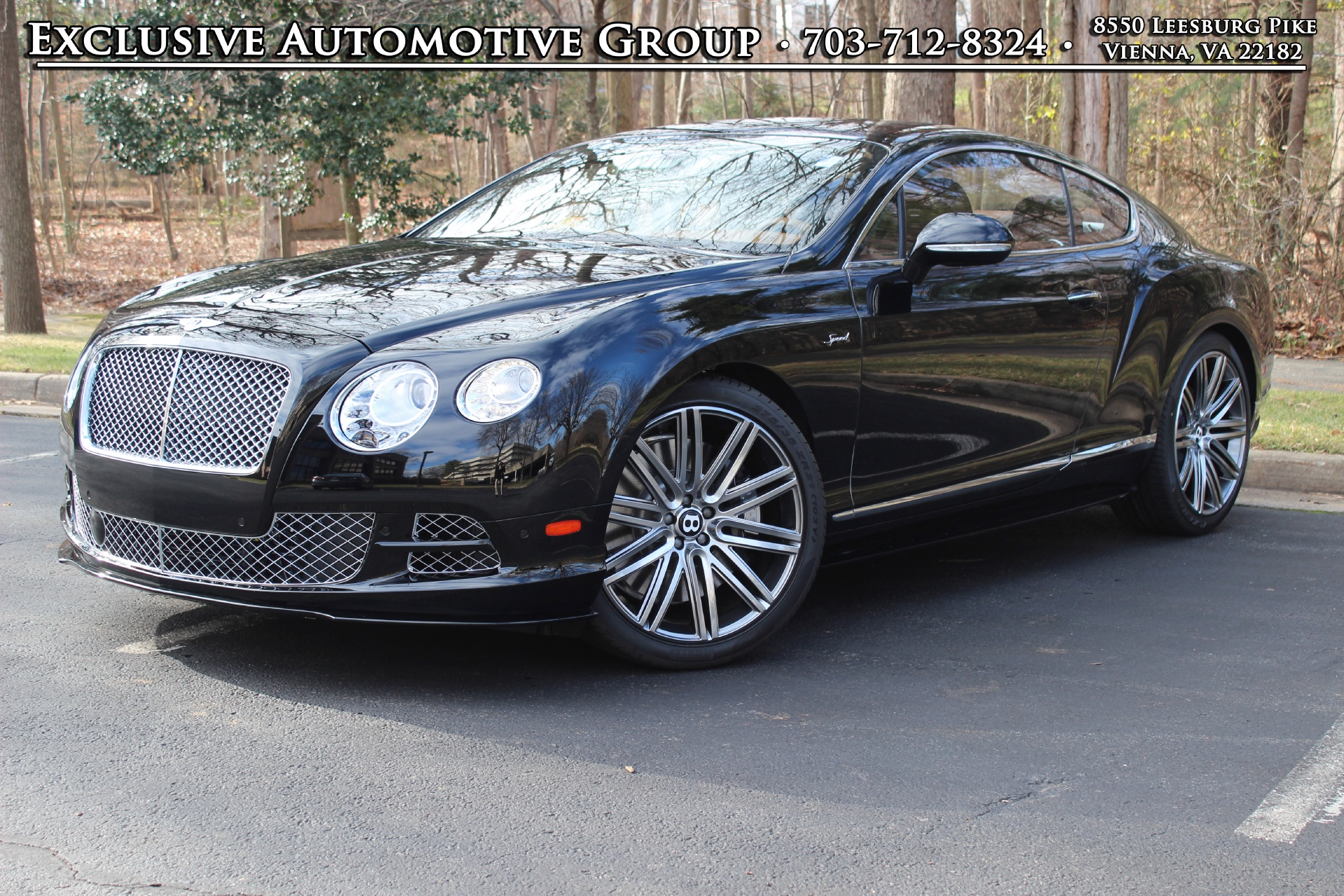 Bentley Continental GT Speed Stock NC For Sale Near - Bentley continental lease