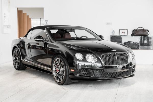 Used 2015 Bentley Continental GTC Speed | Vienna, VA