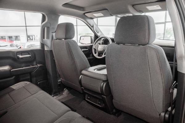 Used 2020 Chevrolet Silverado 1500 Custom Trail Boss | Vienna, VA