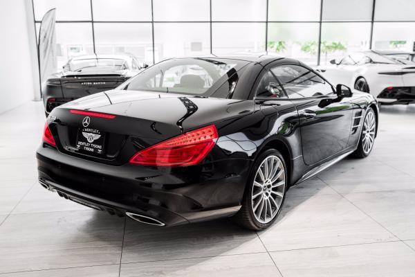 Used 2018 Mercedes-Benz SL SL 550 | Vienna, VA