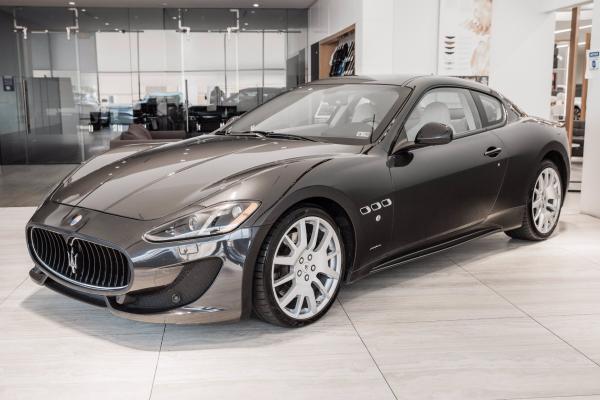 Used 2017 Maserati GranTurismo  | Vienna, VA