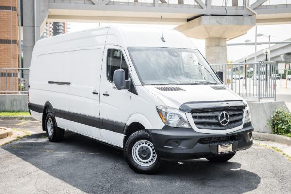Used 2018 Mercedes-Benz Sprinter Cargo 3500XD | Vienna, VA
