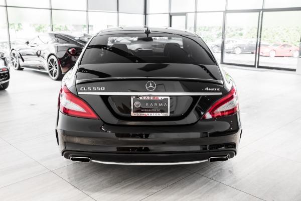 Used 2017 Mercedes-Benz CLS CLS 550 4MATIC   Vienna, VA