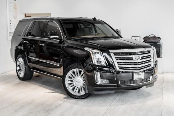 Used 2015 Cadillac Escalade Platinum | Vienna, VA