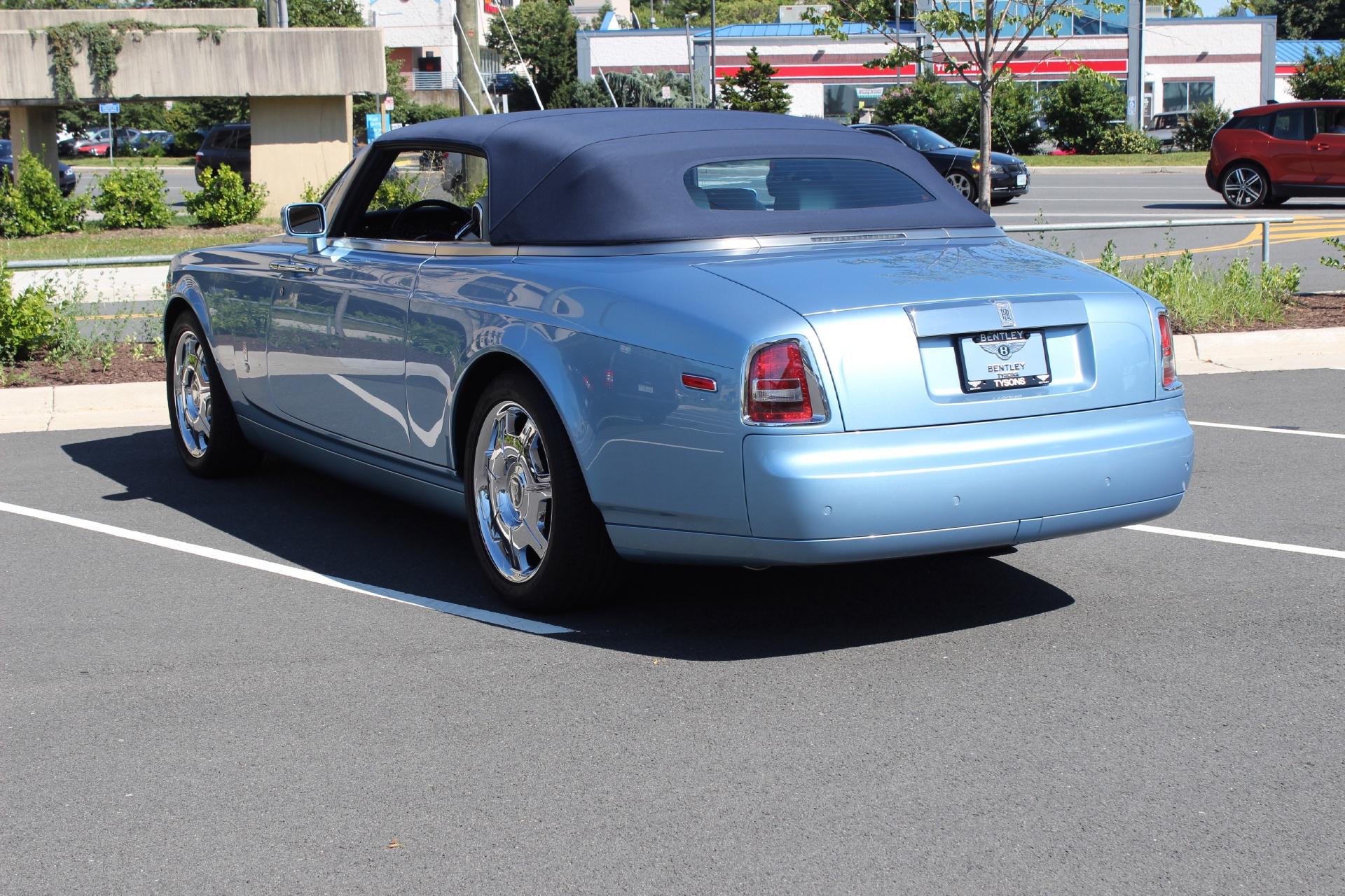 2008 rolls royce phantom drophead coupe stock pux16161 - Rolls royce phantom drophead coupe for sale ...