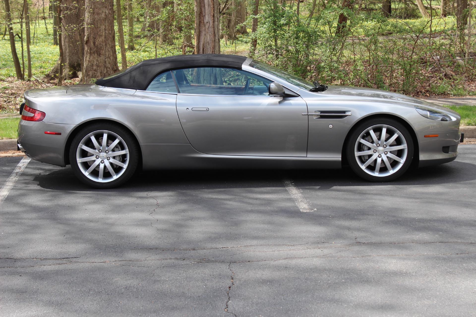 Aston Martin DB Stock PB For Sale Near Vienna VA VA - 2007 aston martin db9