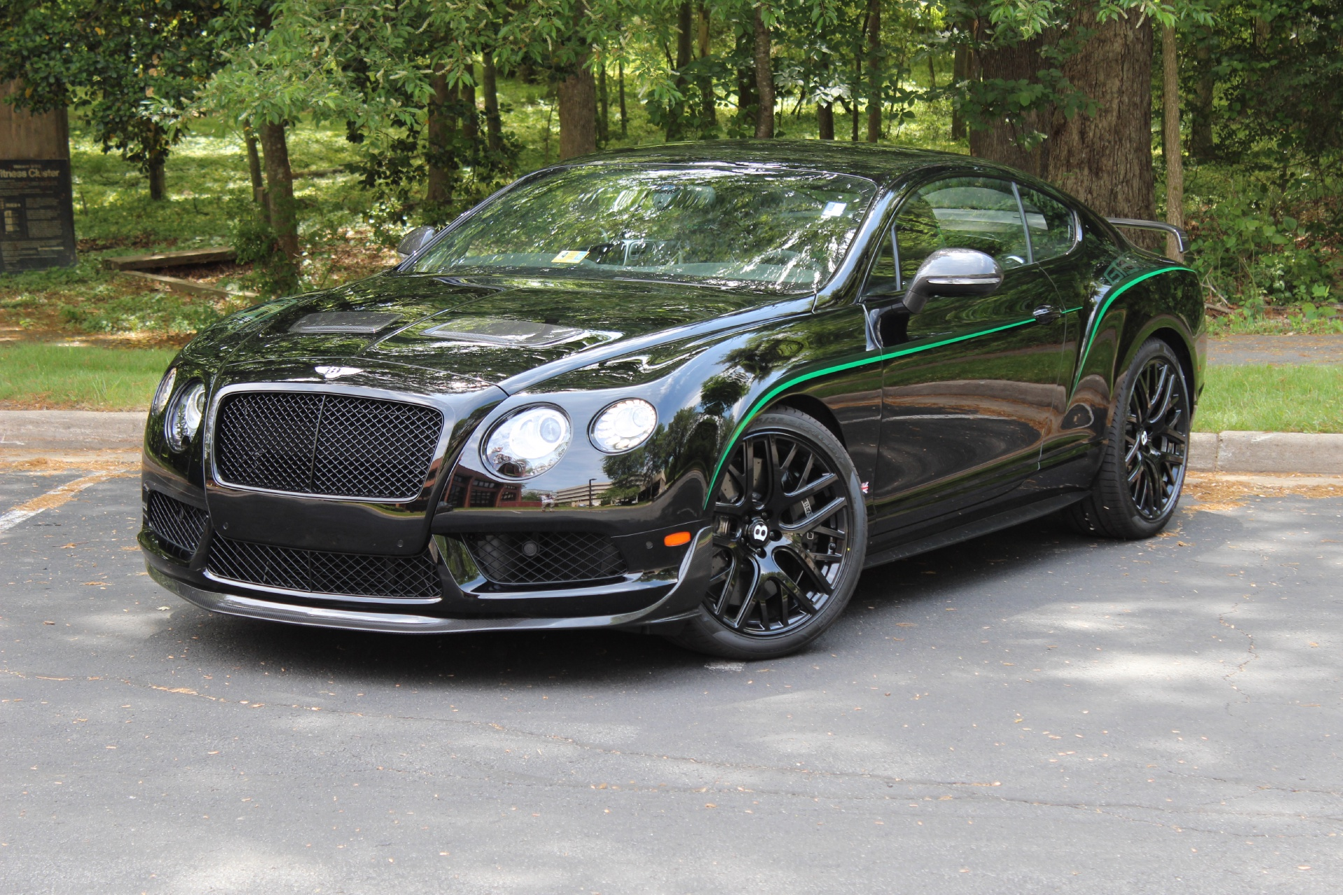 2015 Bentley Continental Gt3 R Stock 5nc048459 For Sale