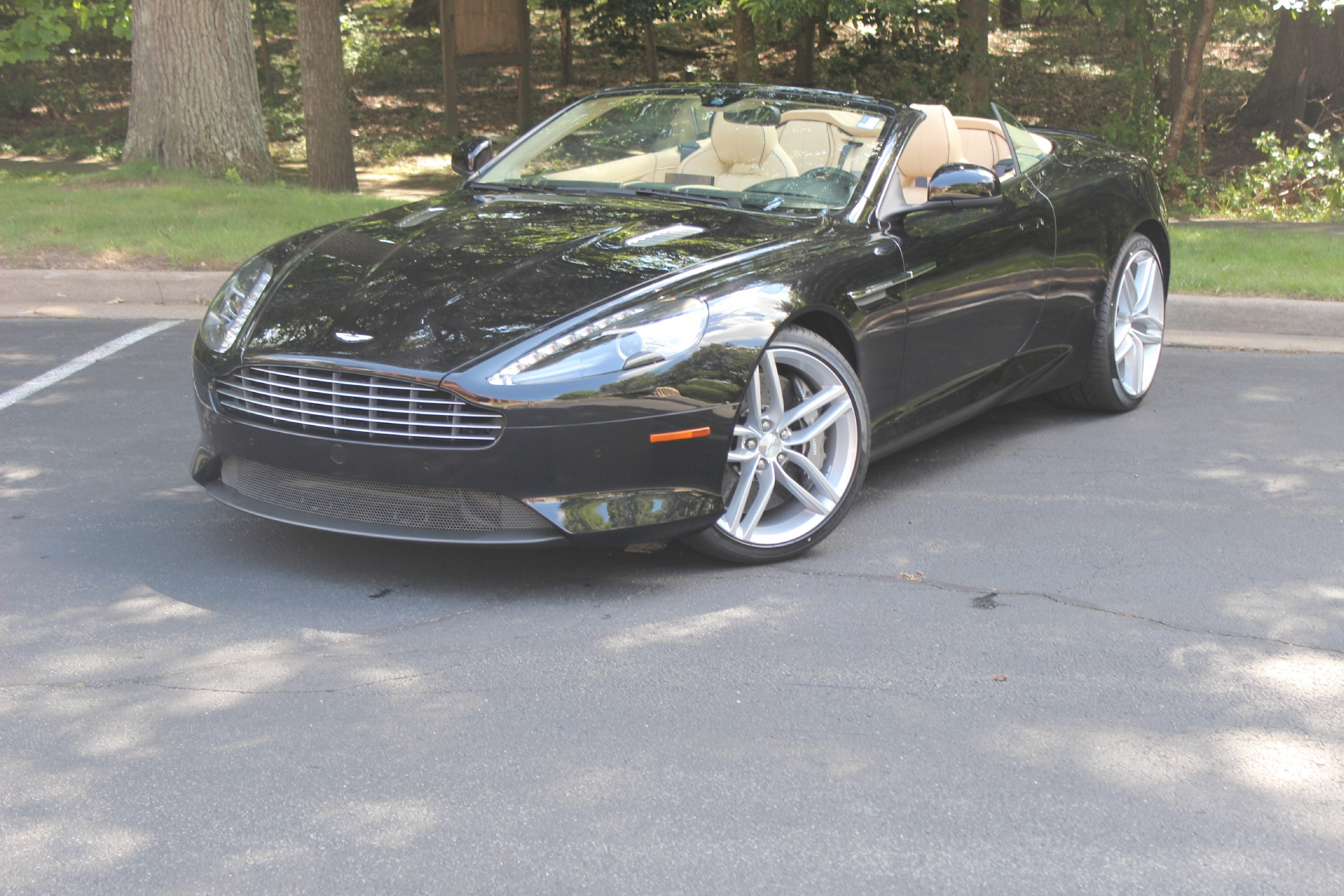 2015 aston martin db9 volante stock 5b16619 for sale near vienna va. Black Bedroom Furniture Sets. Home Design Ideas