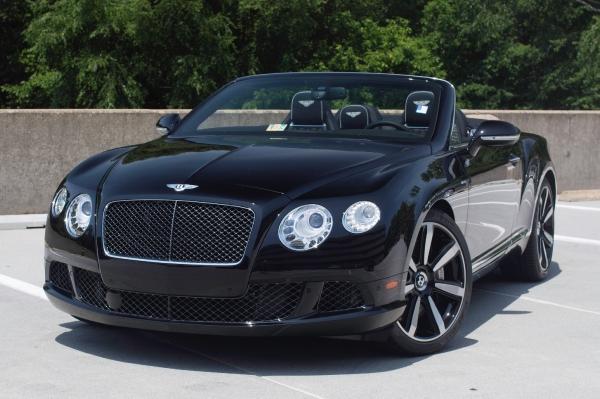 New 2014 Bentley Continental GTC Speed GT Speed   Vienna, VA