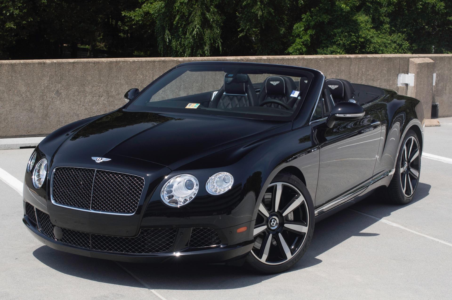 2014 Bentley Continental Gtc Speed Gt Speed Stock