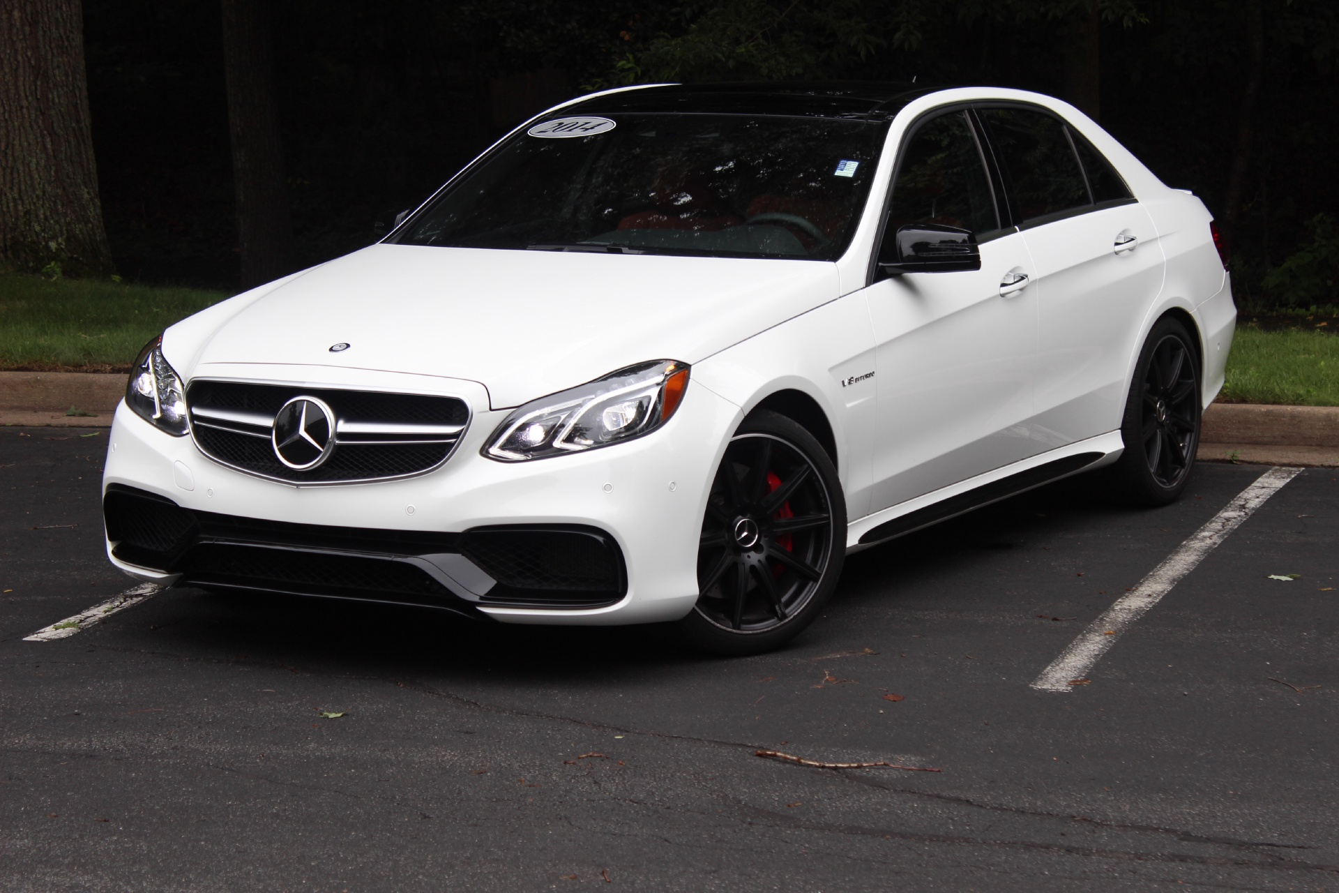 2014 mercedes benz e class e63 amg s model stock p002503 for sale near vienna va va. Black Bedroom Furniture Sets. Home Design Ideas
