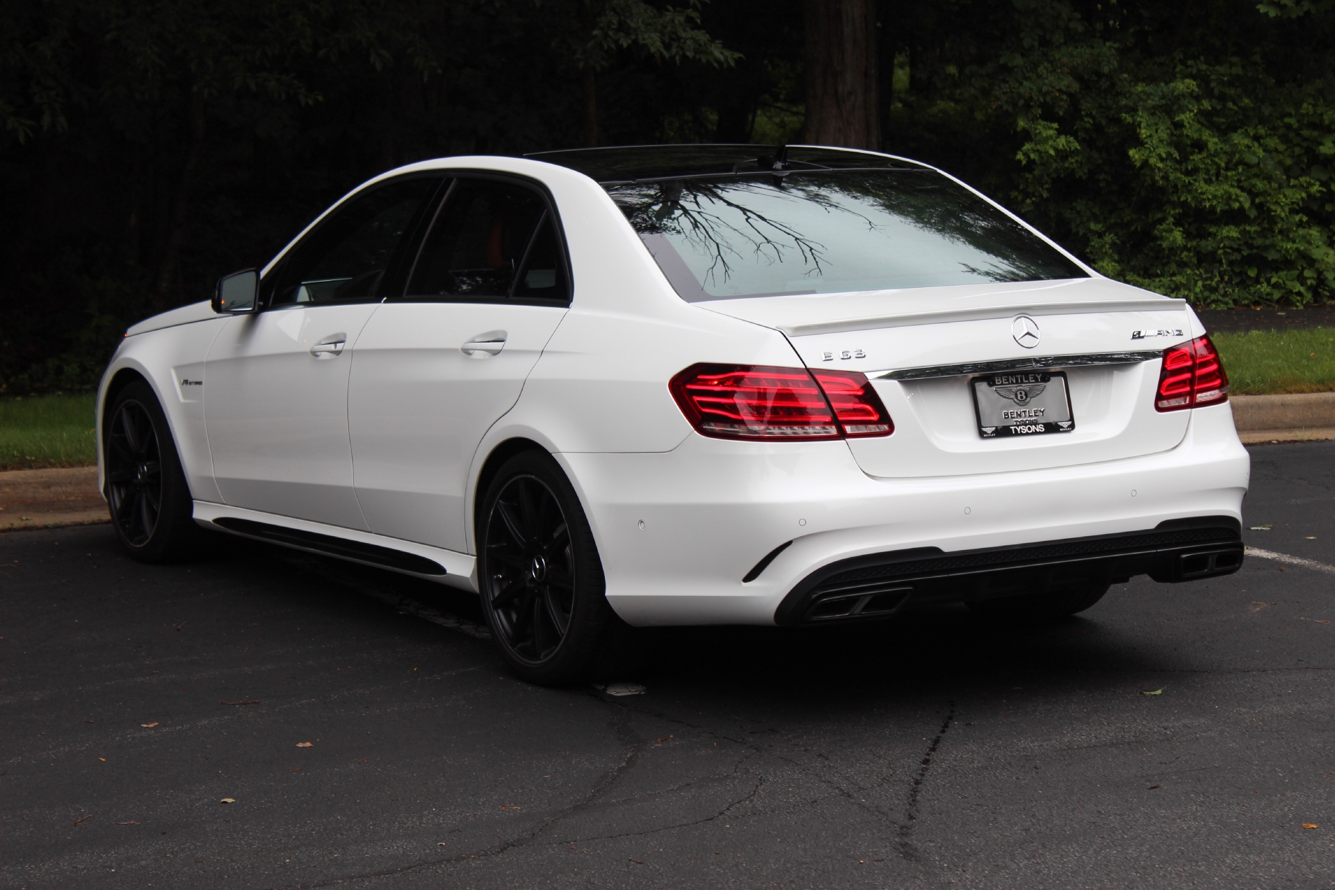 2014 Mercedes Benz E Class E63 Amg S Model Stock P002503