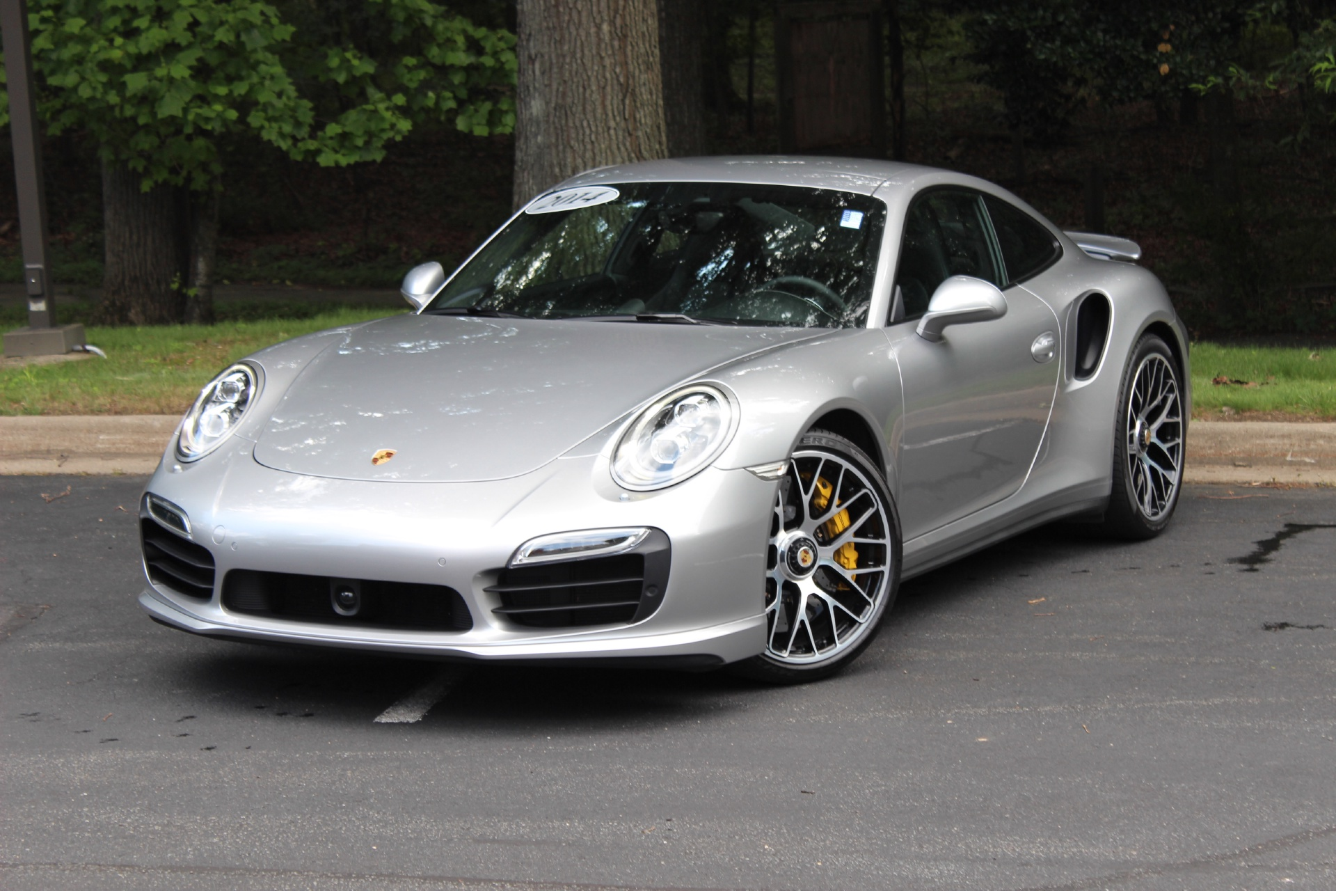 Used 2014 Porsche 911 Turbo S