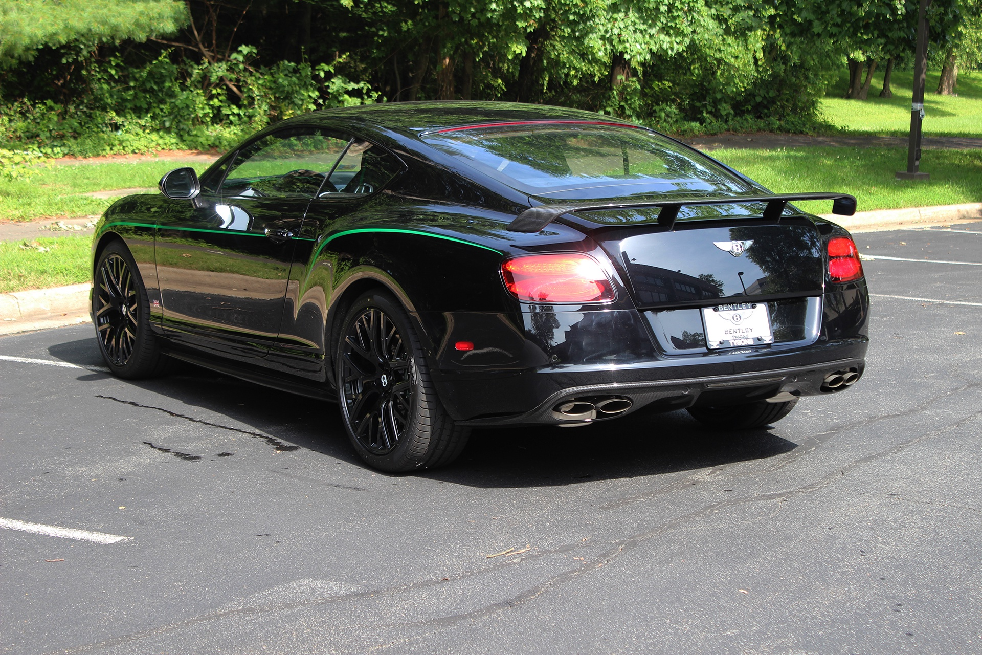 2015 Bentley Continental Gt3 R Stock 5nc050691 For Sale