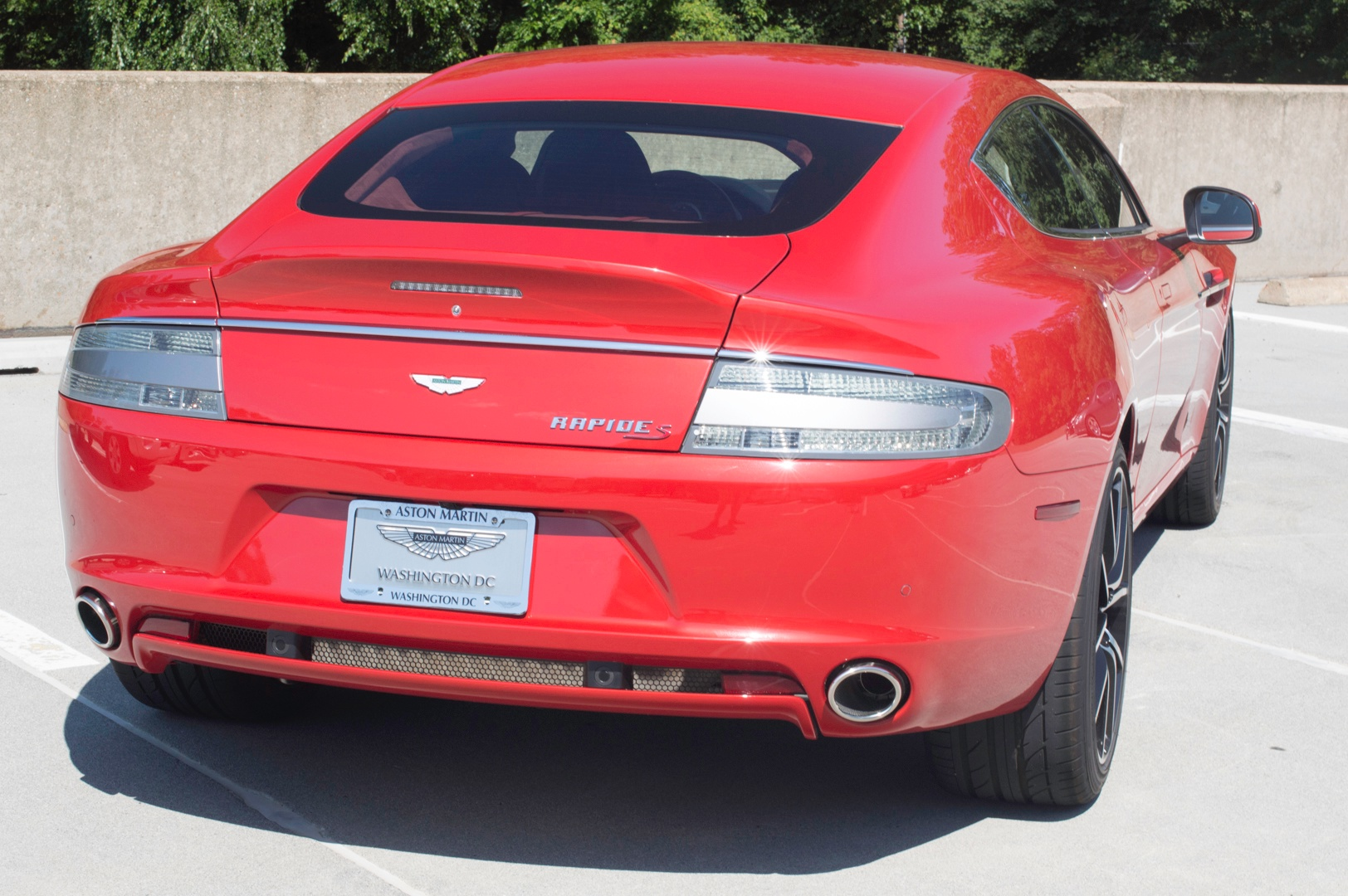 2014 Aston Martin Rapide S Stock 4nf03902 For Sale Near Vienna Va