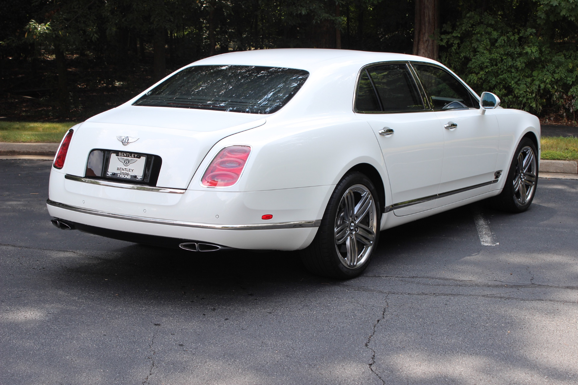 2013 Bentley Mulsanne Le Mans Edition Stock # P018515 for sale near ...