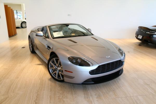 Used 2015 Aston Martin V8 Vantage GT Roadster-Vienna, VA