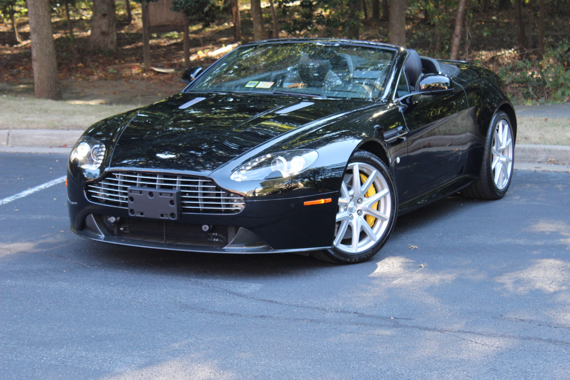 Aston Martin V Vantage S Roadster Stock PD For Sale - Aston martin vantage v8 for sale