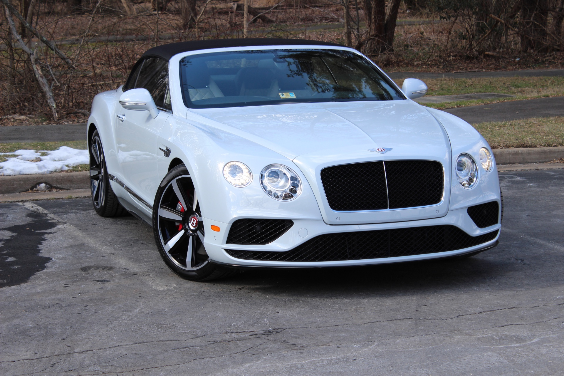 2016 Bentley Continental GT V8 S Convertible Stock # 6NC054673 for ...