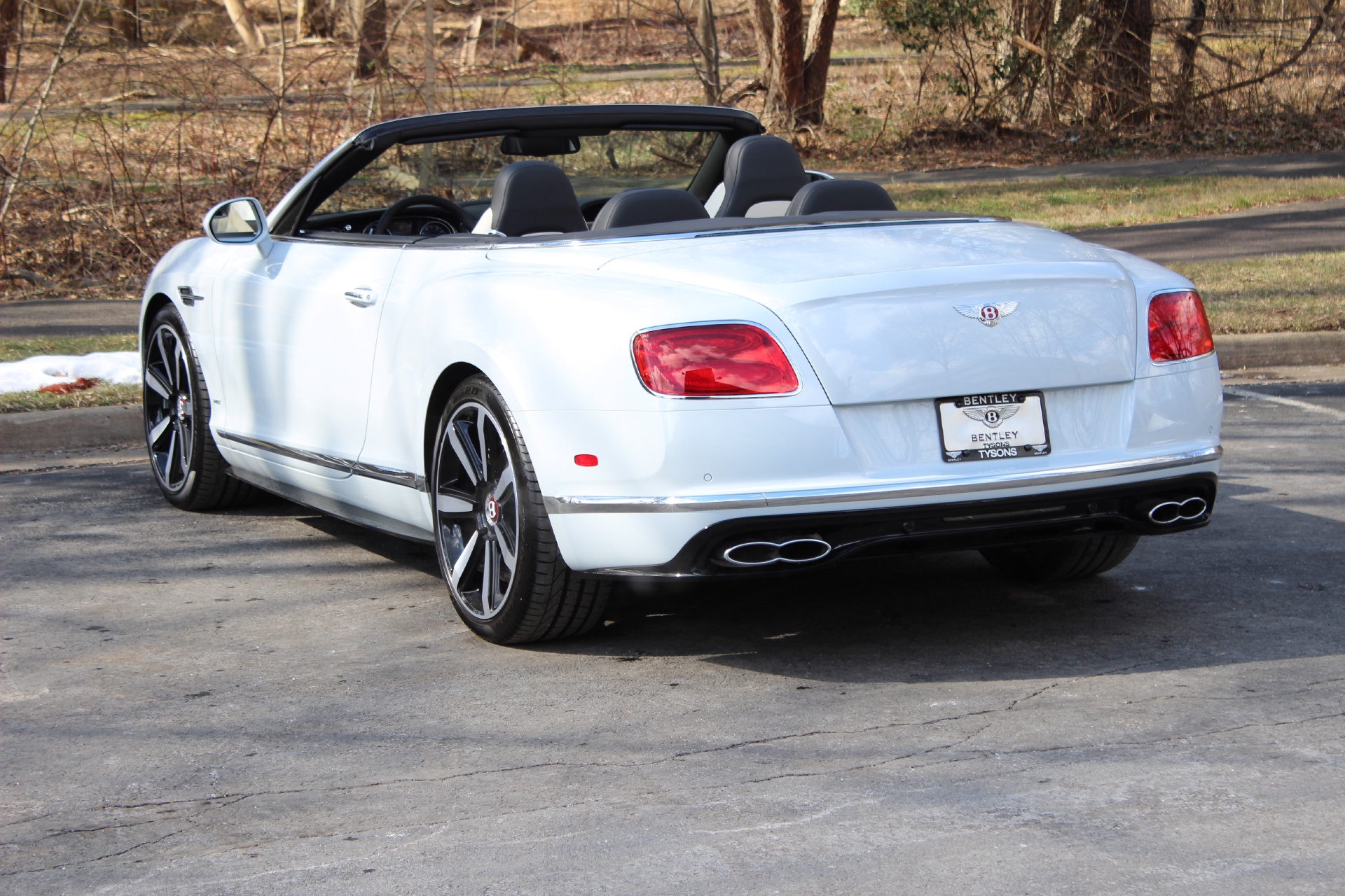 New 2016 Bentley Continental Gt V8 S Convertible Vienna Va