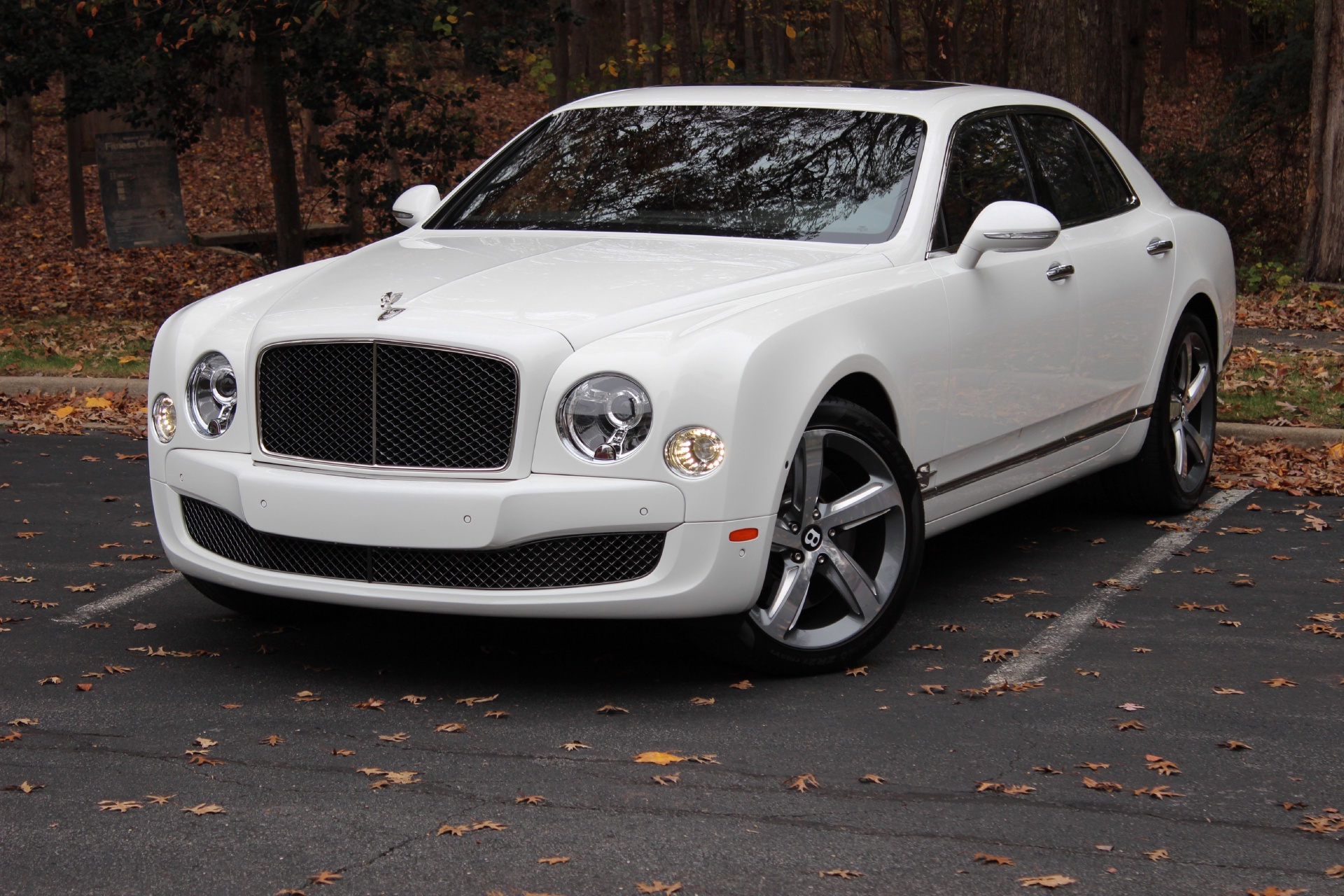 bentley mulsanne white. used 2016 bentley mulsanne speed vienna va white