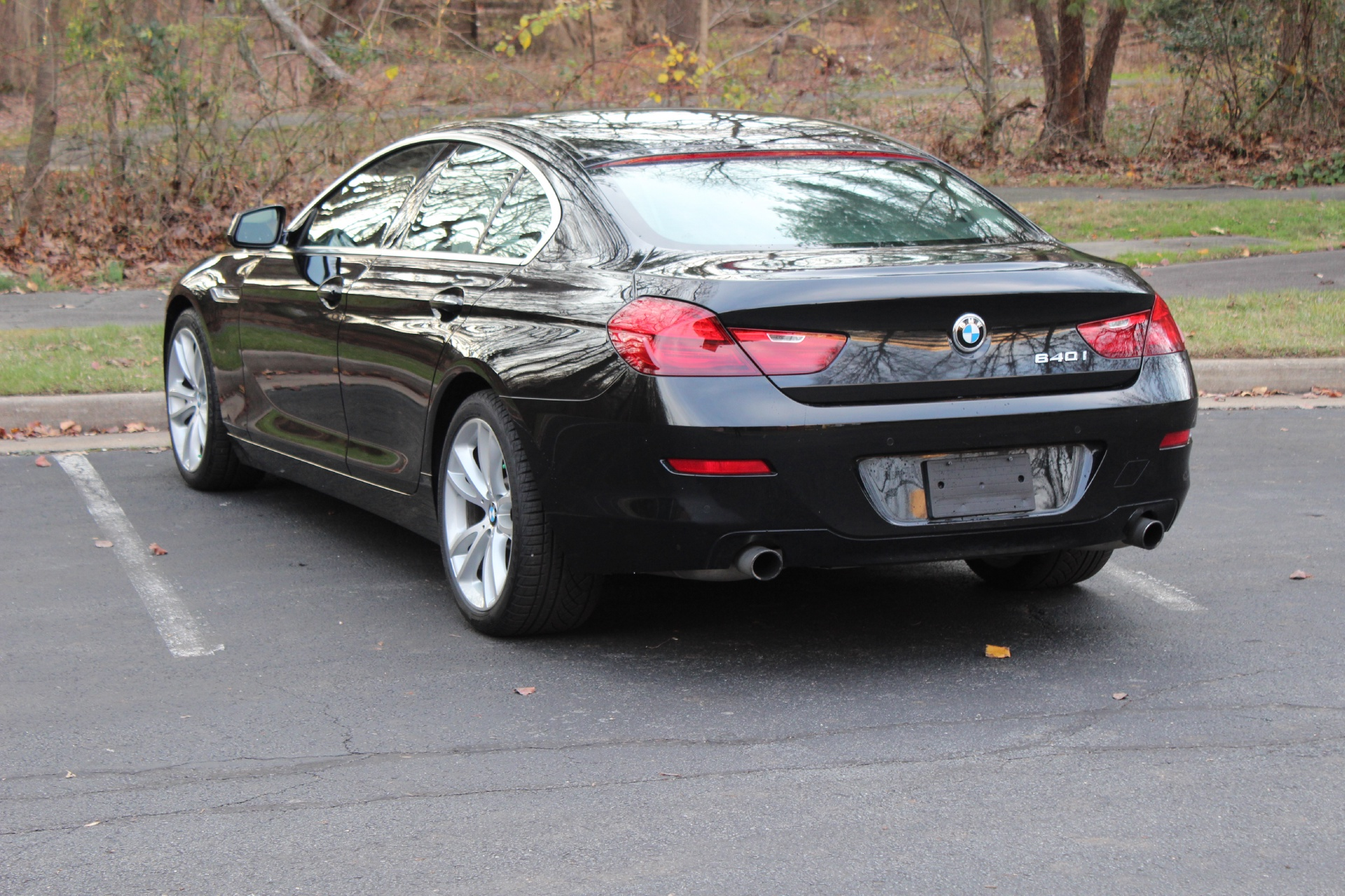 Bmw Extended Warranty >> 2013 BMW 640i 640i Gran Coupe Stock # PF14418 for sale near Vienna, VA | VA BMW Dealer For Sale ...