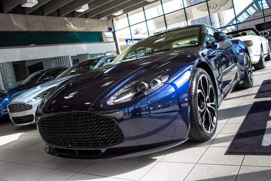 2013 Aston Martin Zagato Stock 3ns31338 For Sale Near Vienna Va