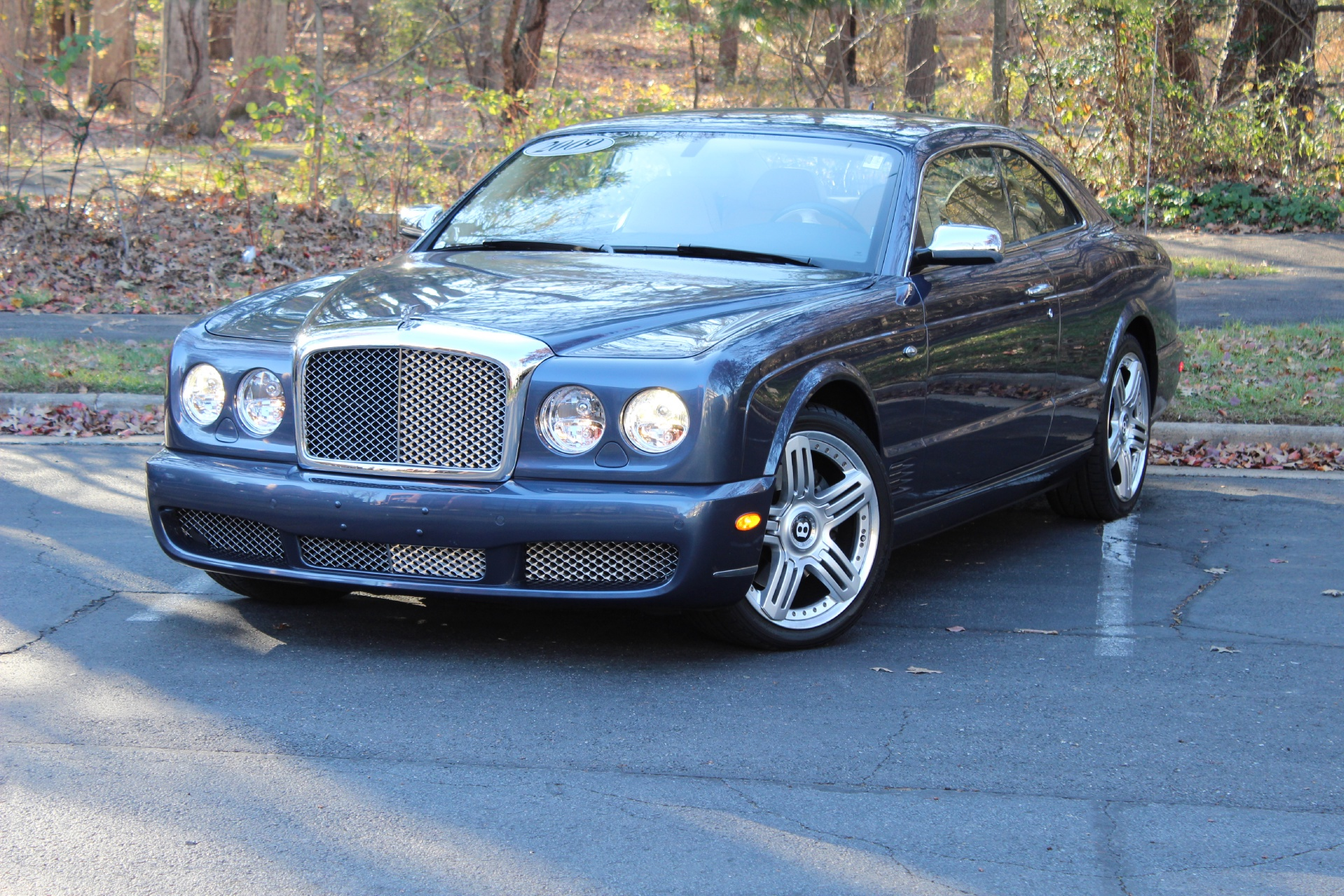 2009 bentley brooklands for sale