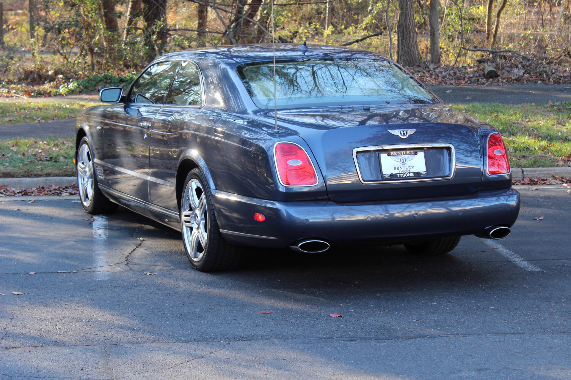 Used 2009 bentley brooklands vienna va