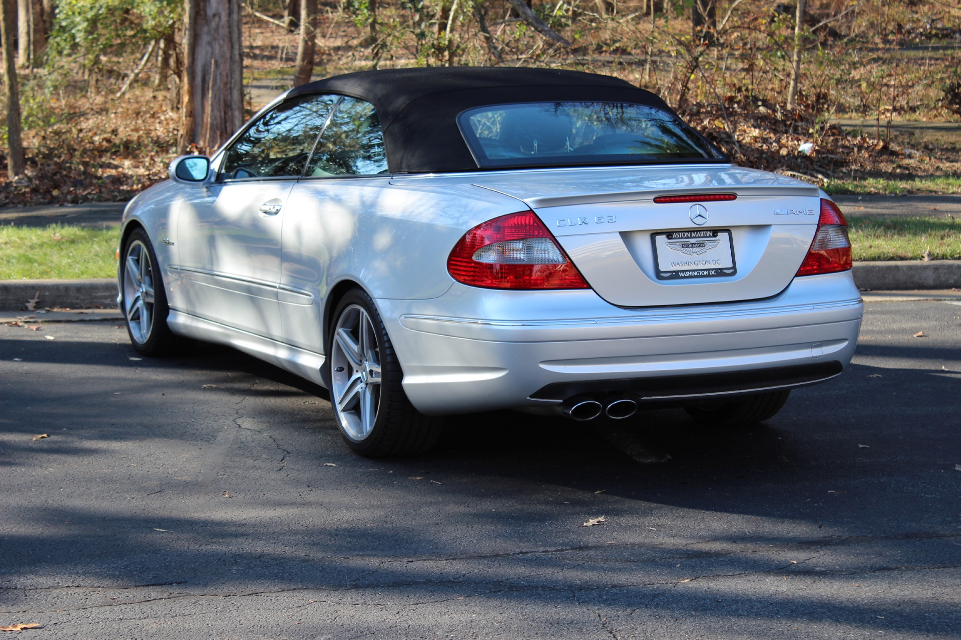 2007 mercedes benz clk63 amg clk63 amg stock p084288 for for Mercedes benz lynchburg va
